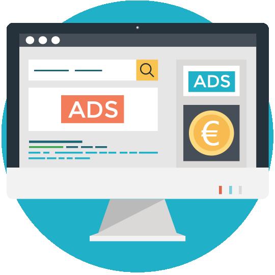Agence de publicités sur les moteurs de recherche