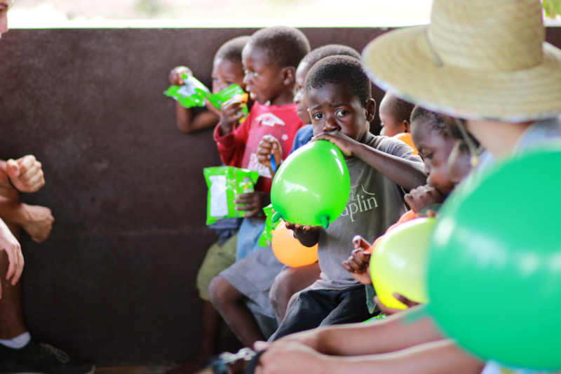Volunteering in orphanages